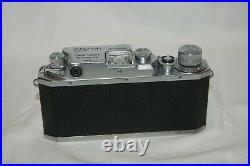 Canon IID /2d Vintage 1952 Japanese Rangefinder Camera. Service. 103906. UK Sale