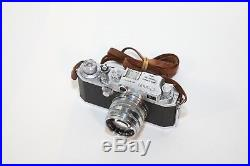 Canon IIF Rangefinder Camera with 50mm f/1.8 Lens