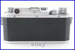 Canon IIF kai Rangefinder MF FILM CAMERA Leica L39 Mount Japan Exc+++