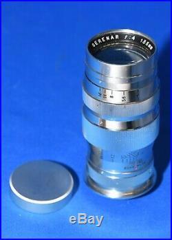 Canon IV Vintage Rangefinder Camera Package 35mm, 50mm 135mm