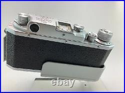 Canon IVSb Rangefinder Camera 50mm F/1.8 Lens L39 Leica Screw Exc+++ vintage