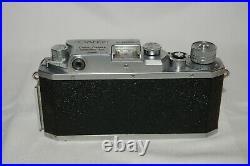 Canon IVsb /4SB RARE 1955 Japanese Rangefinder Camera. Service. 134226. UK Sale