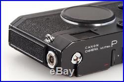 Canon P black // 29831,1