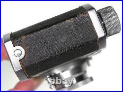 Canon Rangefinder RF SEIKI-KOGAKU J-II with Nikkor 5cm f3.5. Ext. Rare