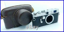 Canon Rangefinder VL film Camera Body Leica LTM L39 in Great working order