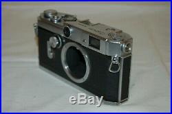 Canon-VL2 Vintage 1958 Japanese Rangefinder Camera. Serviced. No. 574333. UK Sale