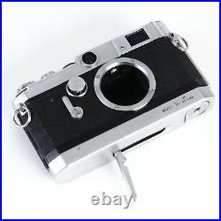 Canon VT Deluxe 35mm Film Rangefinder LTM Camera Body EX