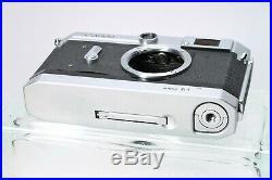 Canon Vi-t 35mm Film Rangefinder Leica Copy #612377