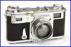 Contax II // 10620,25