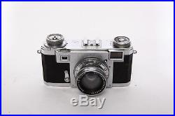 Contax II A camera with 5cm f/2