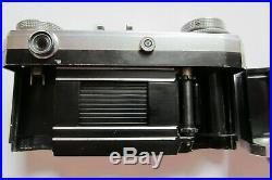 Contax IIa (color dial) Gehäuse Q32999