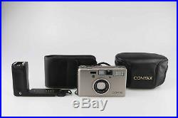 Contax T 3 T3 LOT Carl Zeiss red T Sonnar 2,8 35 35 mm LOT 83190