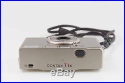 Contax T ix Carl Zeiss Sonnar red T 2,8 28 28 mm 83185