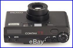 Contax T3 / D titanium black // 29731,4