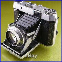 Defective CERTO SIX RF rangefinder, Zeiss Tessar 2.8 / 80 6x6 format #5213346