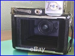 Epic 1936plaubel Makina II Camera Settele-makinar, Orthar, Anticomar & Access