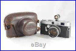 EXC++ CANONVL-2 VLII Rangefinder Film Camera with 50mm F1.8 Leica Mount 837