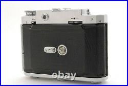EXC+++ Mamiya Six 6 Model IV Rangefinder 6x6 Film Camera From Japan