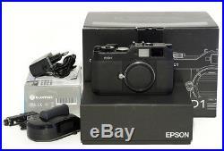 Epson R-D1 #003 565 Camera body
