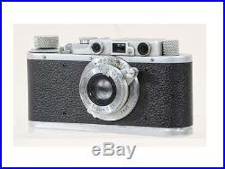 Ernst Leica D. R. P Wetzlar Camera
