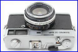 Exc+5 Olympus 35 SP Rangefinder 42mm f/1.7 From Japan 2020272