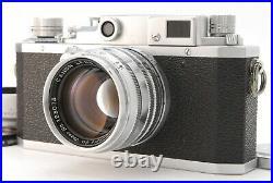 Exc+ Canon 4sb IVsb Rangefinder with 50mm f/1.8 LTM L39 Lens from JAPAN