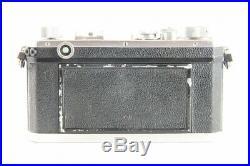 Excellent NIKON S Rangefinder Camera with NIKKOR H C 5cm F/2 from Japan #898