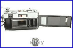 Excellent +++++ Yashica Electro 35 GS 35mm Film Rangefinder Camera From JAPAN#