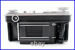 Excellent++ Zeiss Ikon Contax II 35mm Rangefinder Camera with Sonnar 5cm f/2 Lens