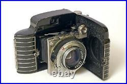 F97162 Teague Art Deco Kodak Bantam Special Camera 45mm Ektar Supermatic