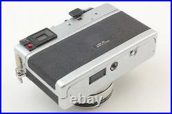 FedExNEAR MINTCanon Canonet QL17 GIII Rangefinder Film Camera From Japan #104