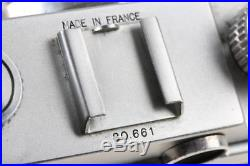 Foca Universel mit Oplarex 50mm f/1,9 SNr 80661