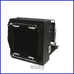 Graflex 4X5 Crown Graphic, With Top Viewfinder & Graflok Side Rangefinder AI