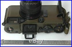 Graflex U. S. Military, Still Picture KE-4 (1) 70mm Combat Rangefinder Camera