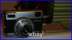 Kamera CARL ZEISS Werra + T 12,8 f=50 (Zeiss Tessar) + Tasche+OVP+Anleitung