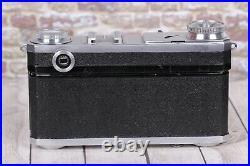 Kiev-2 camera Soviet rangefinder with lens Jupiter-8 50mm F2 2/50 CONTAX Vintage