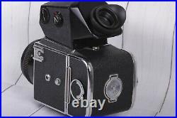 Kiev-88 Soviet Camera TTL 6x6 lens VOLNA-3 2.8/80, lens USSR Vintage