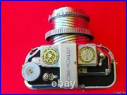 Kodak 620 Medalist Camera outfit from 1940's. Kodak Ektar Lens