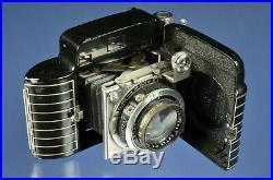 Kodak Bantam Special 35mm Rangefinder Camera 45mm f2 Lens Art Deco Design RETRO