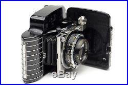 Kodak Bantam Special Art Deco Folding Rangefinder Camera with Ektar 45mm /2 Lens