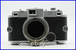 Kodak Ektra 35mm Rangefinder Camera Body (1941-48) #328