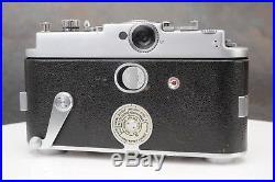 Kodak Ektra 35mm Rangefinder Camera Salesman Kit 35mm 50mm 90mm Lenses