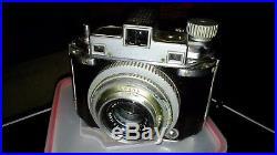 Kodak Medalist II 100mm Lens f 3.5 Possible WWII 1942 Era