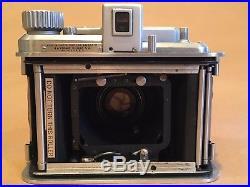 Kodak Medalist II Camera withLeather Case