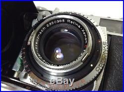 Kodak Retina 111C Big C type 028 with case working great