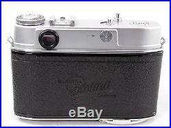 Kodak Retina IIC / big C, vintage 35mm camera, lens Xenon C 2.8/50mm & case