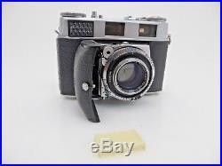 Kodak Retina III C 67401 Schneider Kreuznach Retina Xenon f2 50mm 5588640 kg007