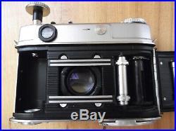 Kodak Retina III C Vintage Big With Schneider- Xenon 50mm F 2.0 Lens # 565088