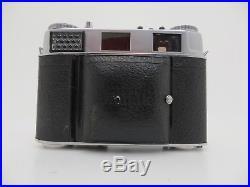 Kodak Retina III C mit Schneider Kreuznach Retina Xenon C f2,0 50mm ke033