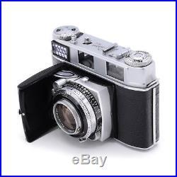Kodak Retina IIIC 35mm Rangefinder Camera w 50mm F2 Rodenstock Heligon C